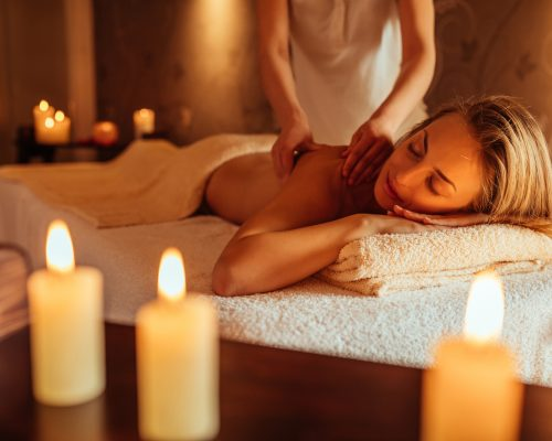 Curso de Massagem e Terapias de Spa